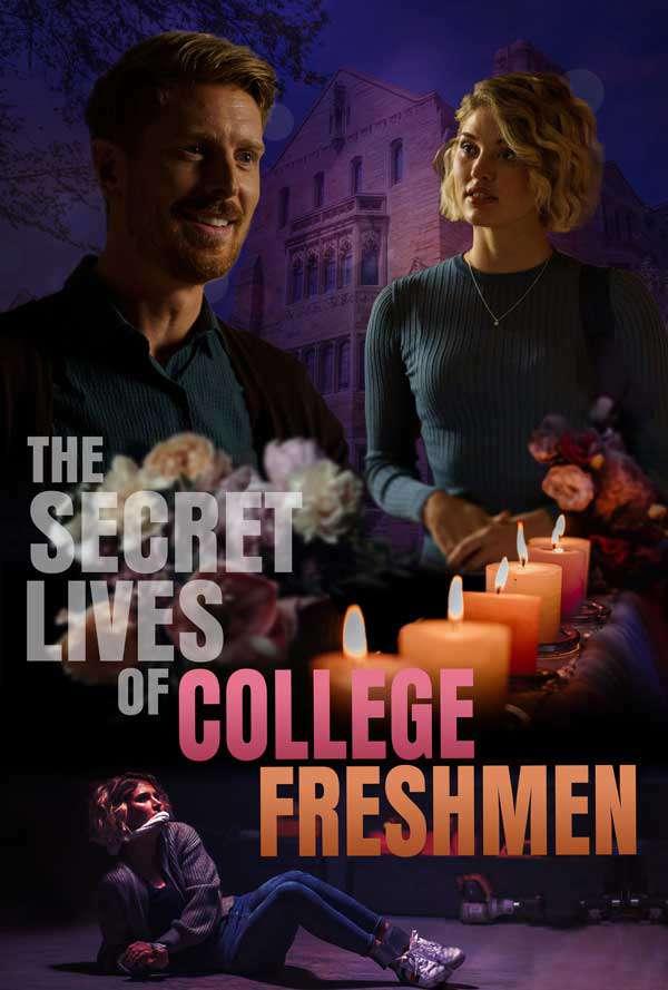The Secret Lives of College Freshmen kapak