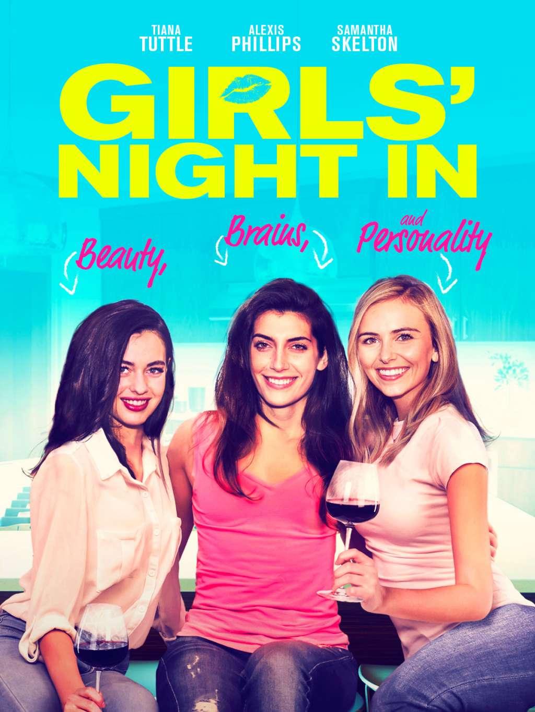 Girls' Night In kapak