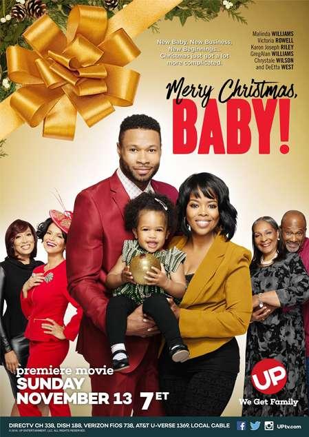 Merry Christmas, Baby kapak