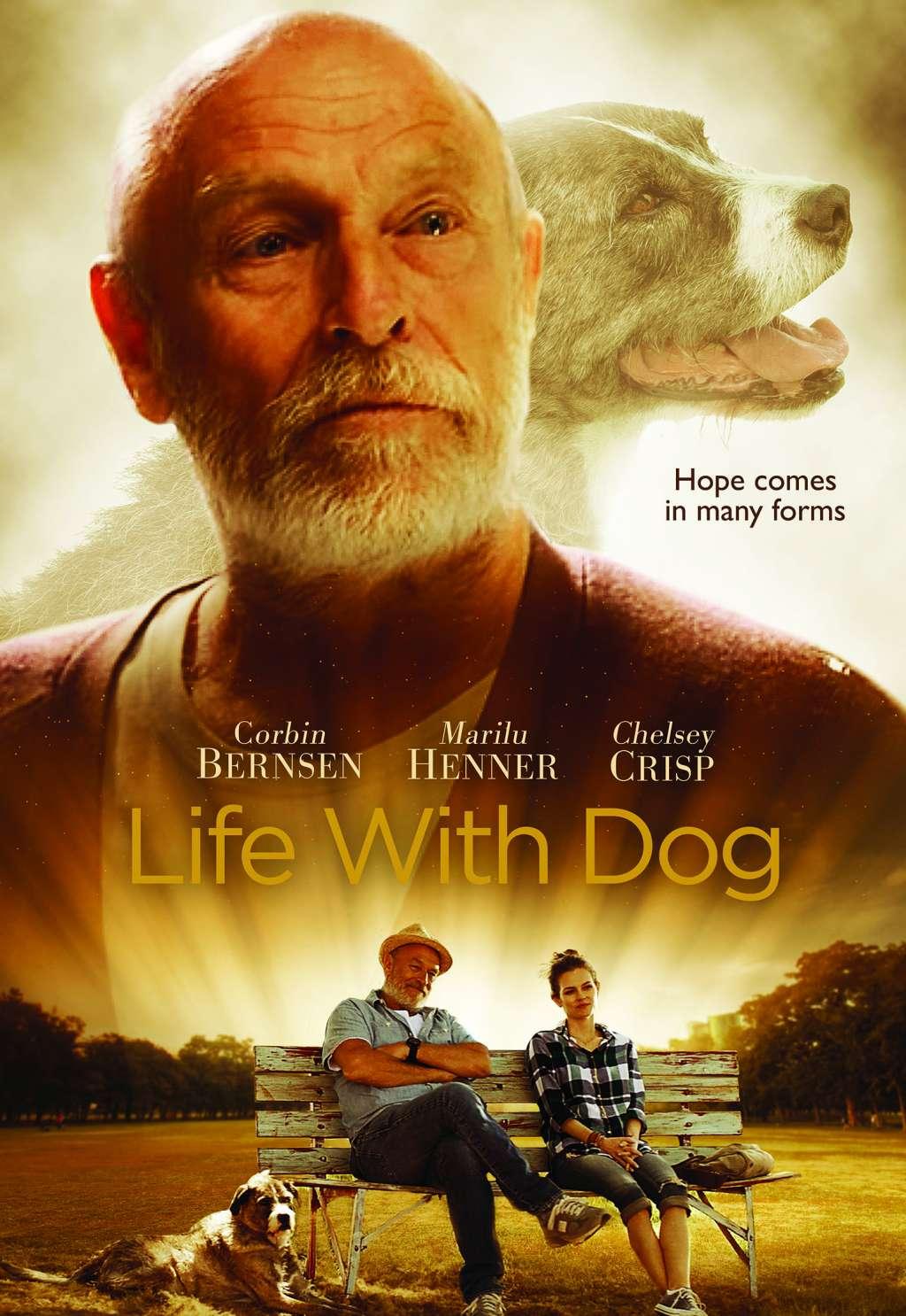 Life with Dog kapak