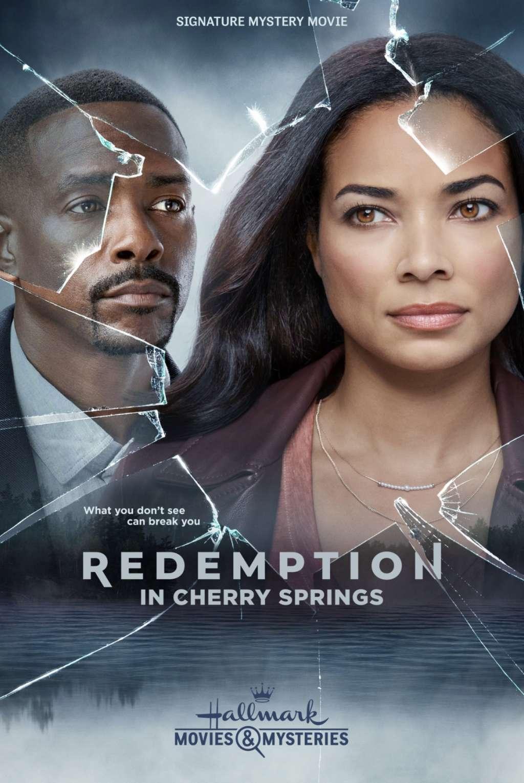Redemption in Cherry Springs kapak