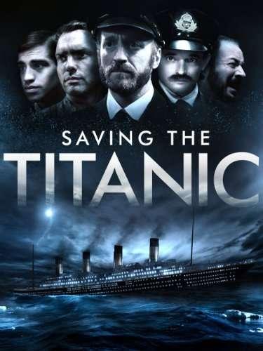 Saving the Titanic kapak