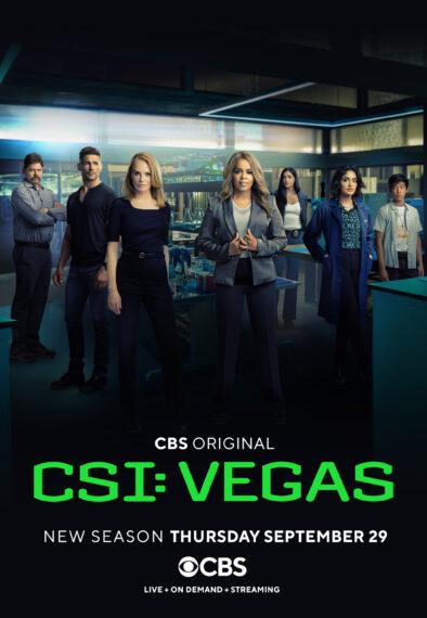 CSI: Vegas kapak