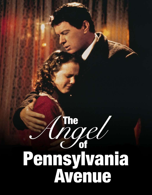 The Angel of Pennsylvania Avenue kapak