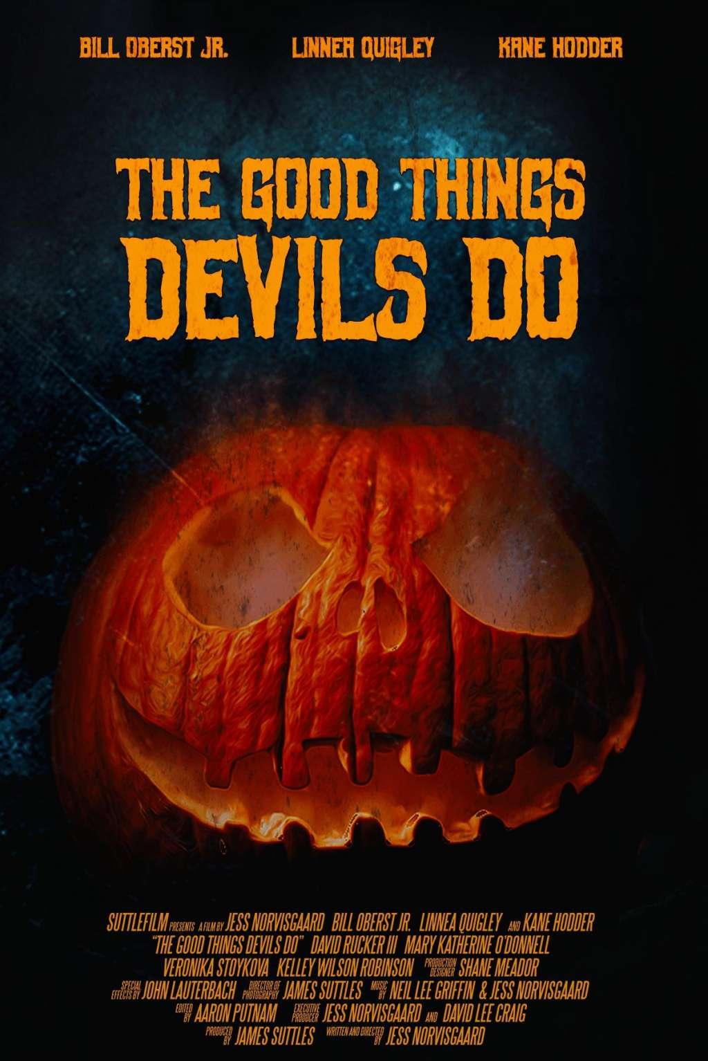 The Good Things Devils Do kapak