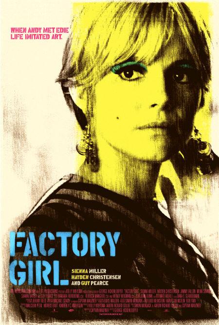 Factory Girl kapak