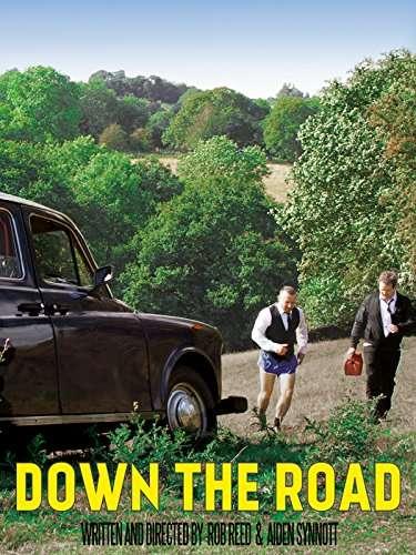 Down the Road kapak