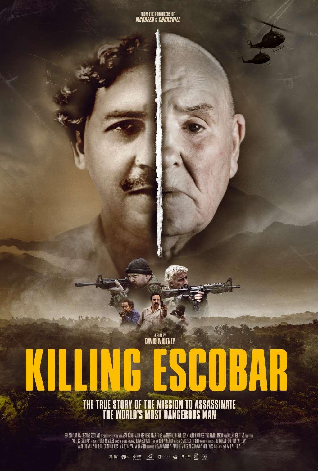 Killing Escobar kapak