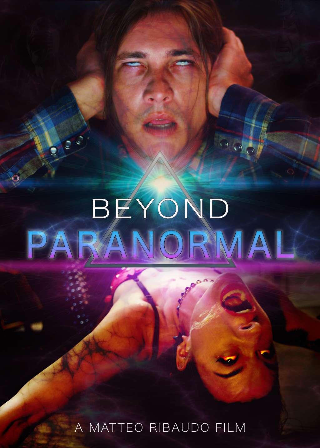Beyond Paranormal kapak