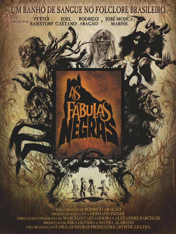 The Black Fables kapak