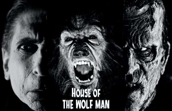 House of the Wolf Man kapak