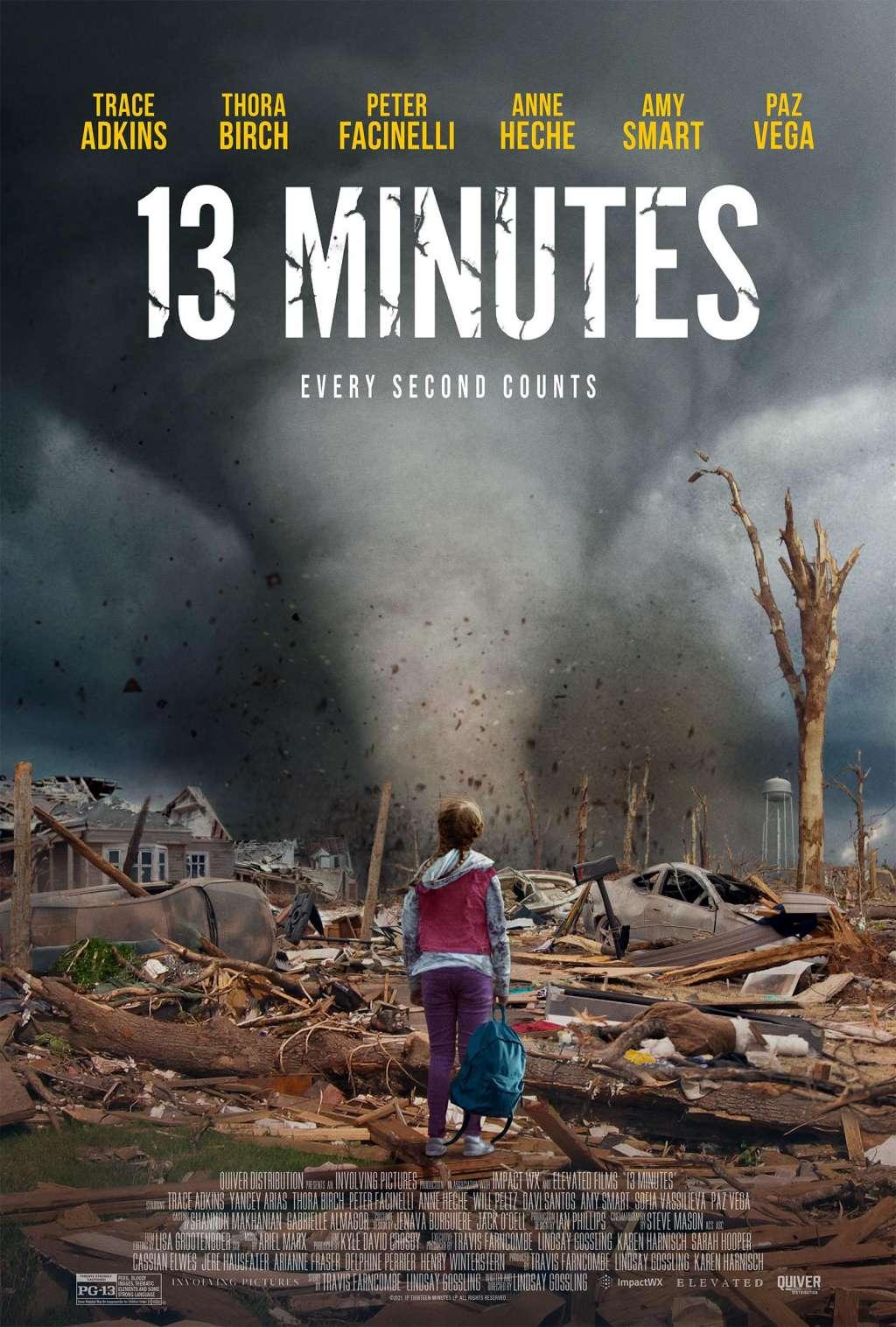 13 Minutes kapak