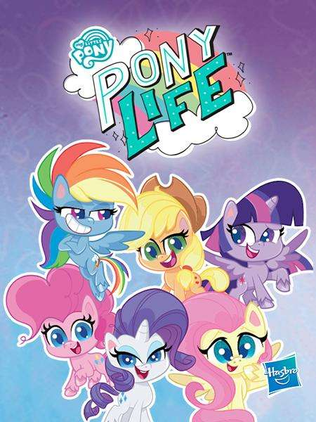 My Little Pony: Pony Life kapak