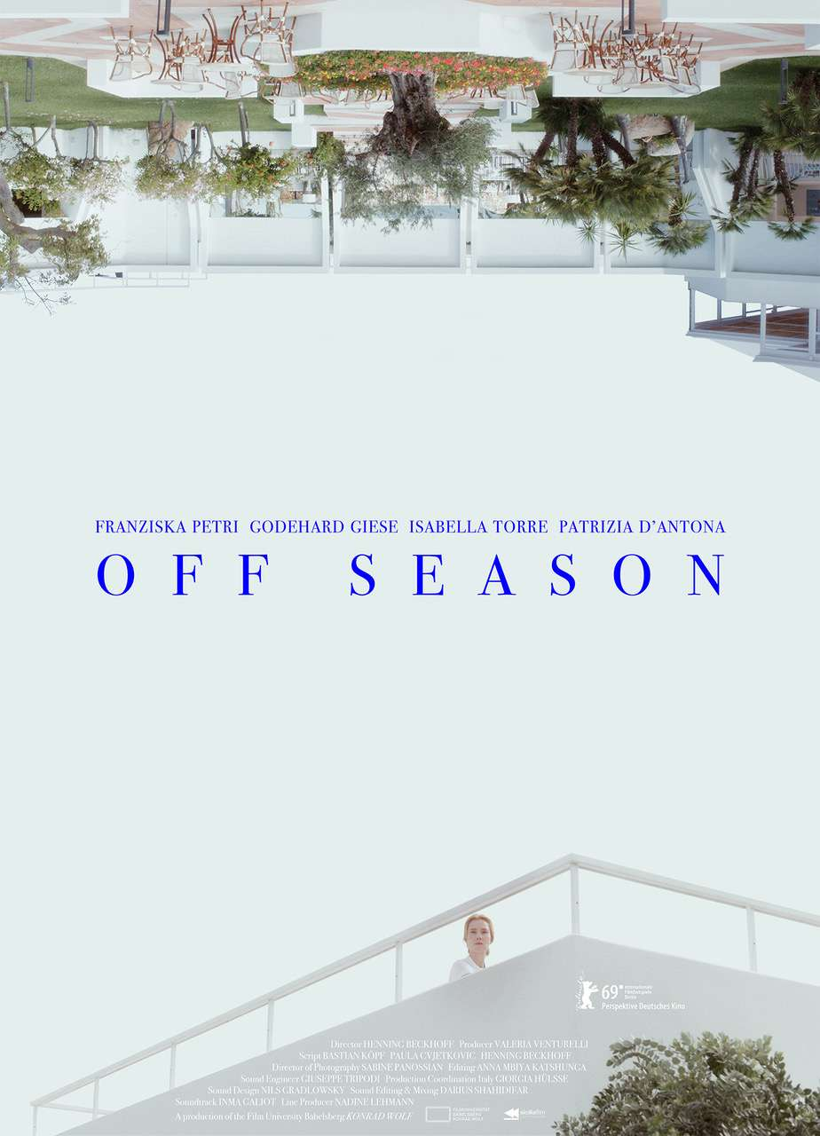 Off Season kapak