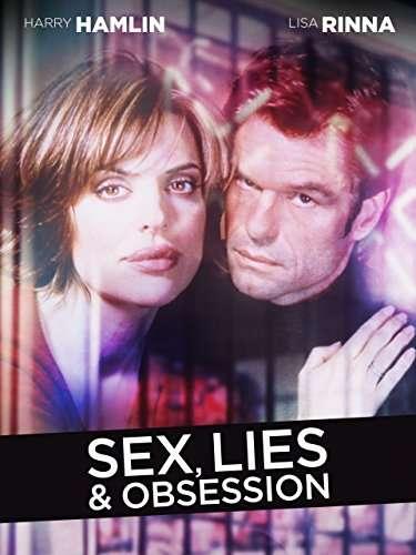 Sex, Lies & Obsession kapak