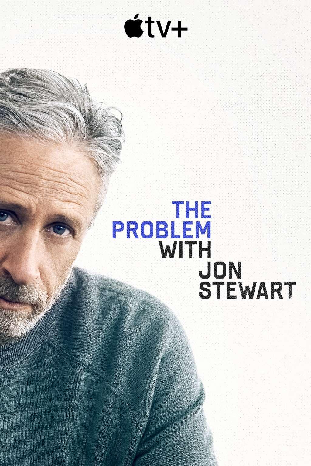 The Problem with Jon Stewart kapak