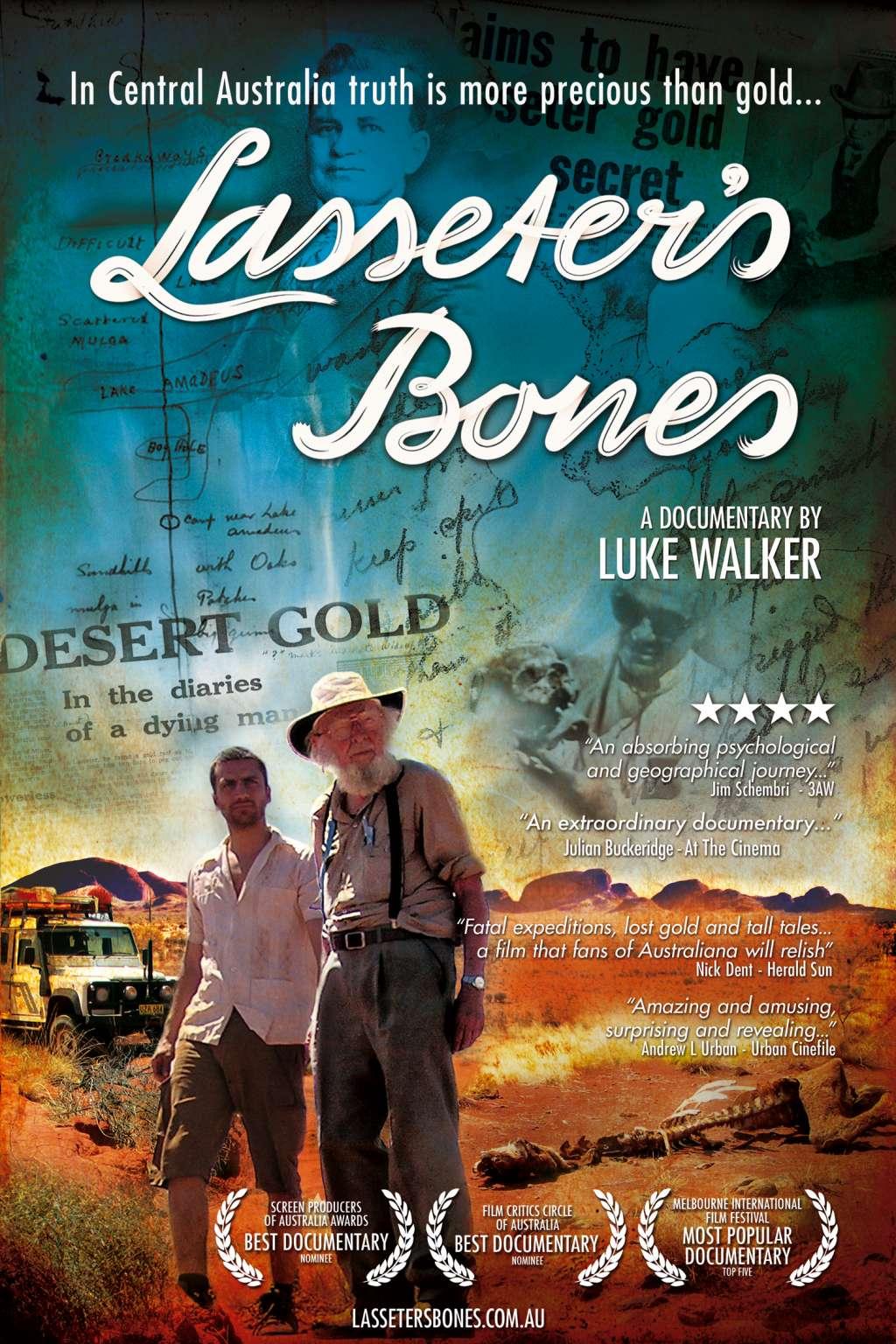 Australia's Lost Gold: The Legend of Lasseter kapak