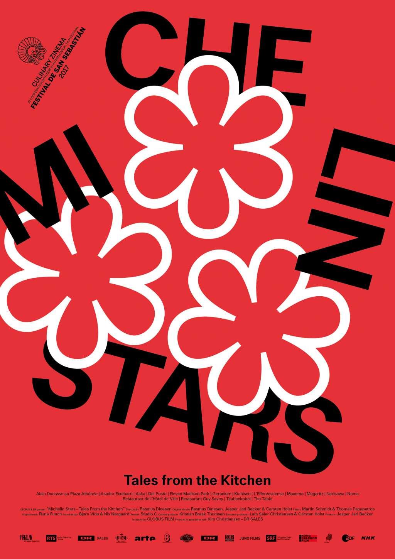 Michelin Stars: Tales from the Kitchen kapak