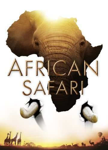 African Safari kapak