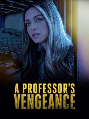 A Professor's Vengeance kapak