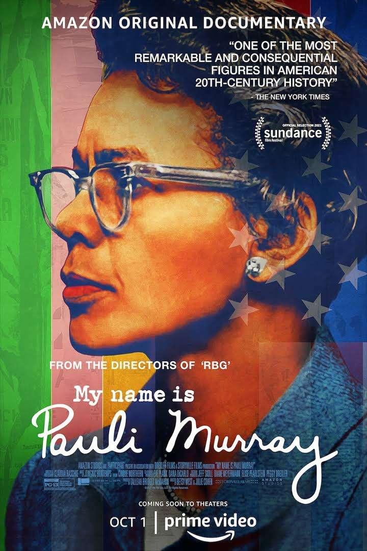 My Name Is Pauli Murray kapak