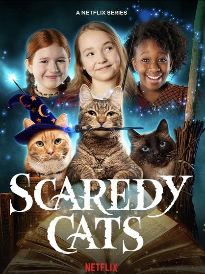 Scaredy Cats kapak