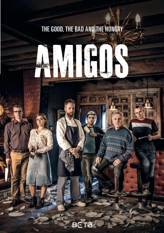 Amigo's kapak