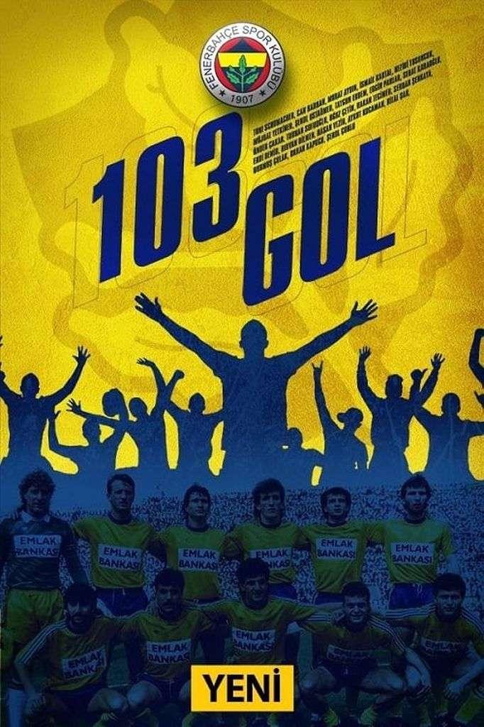 103 Gol kapak