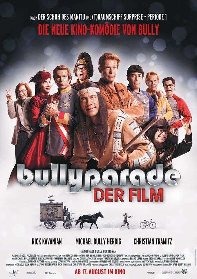 Bullyparade: The Movie kapak