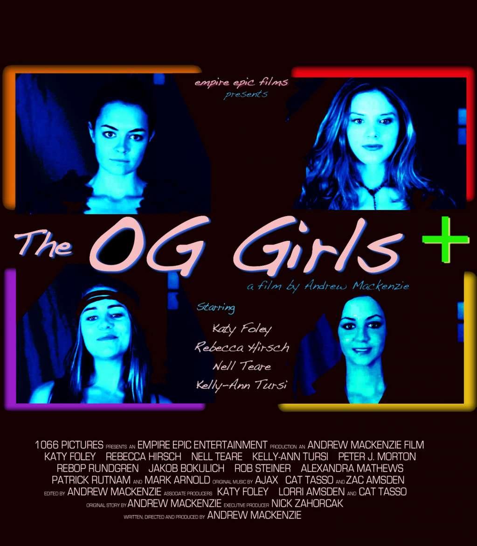 The OG Girls kapak