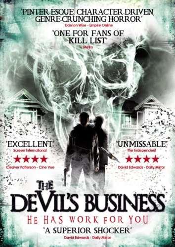 The Devil's Business kapak
