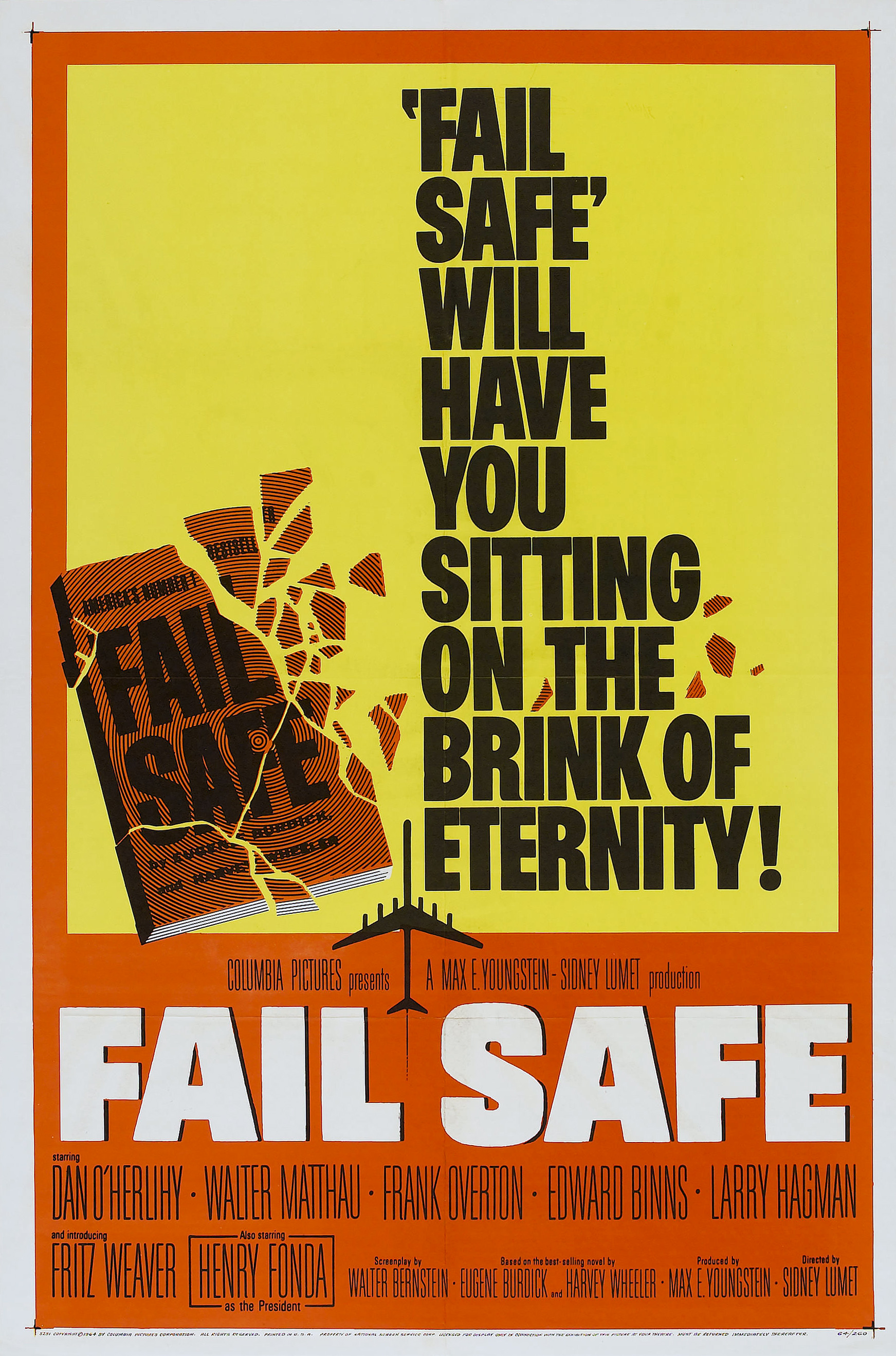 Fail-Safe kapak