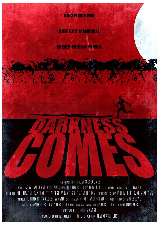Darkness Comes kapak