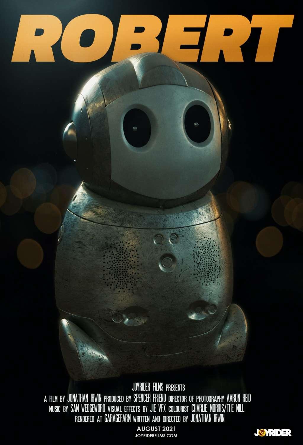 Robert the Robot kapak