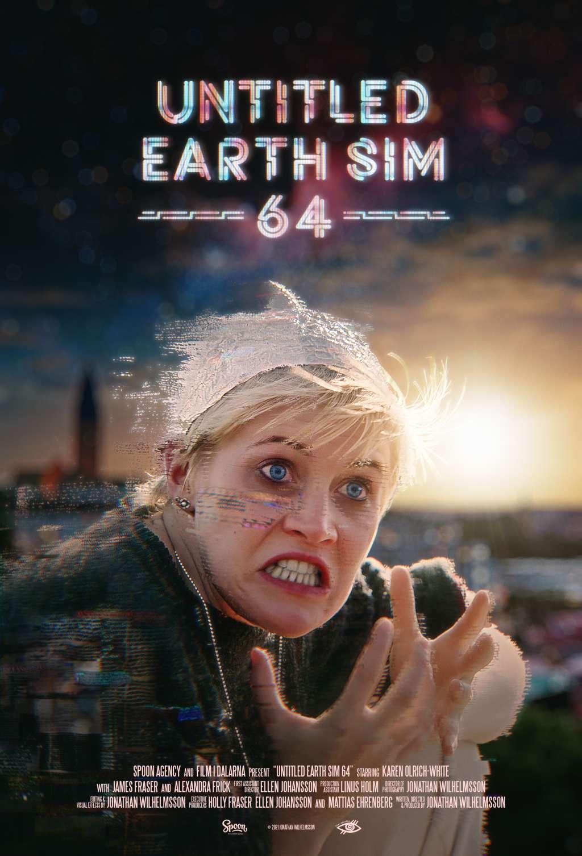 Untitled Earth Sim 64 kapak