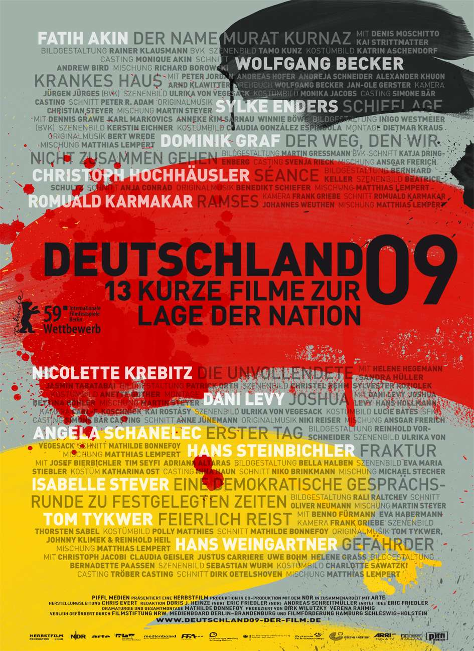 Germany 09: 13 Short Films About the State of the Nation kapak