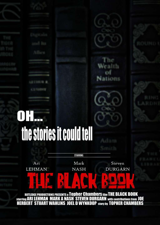 The Black Book kapak