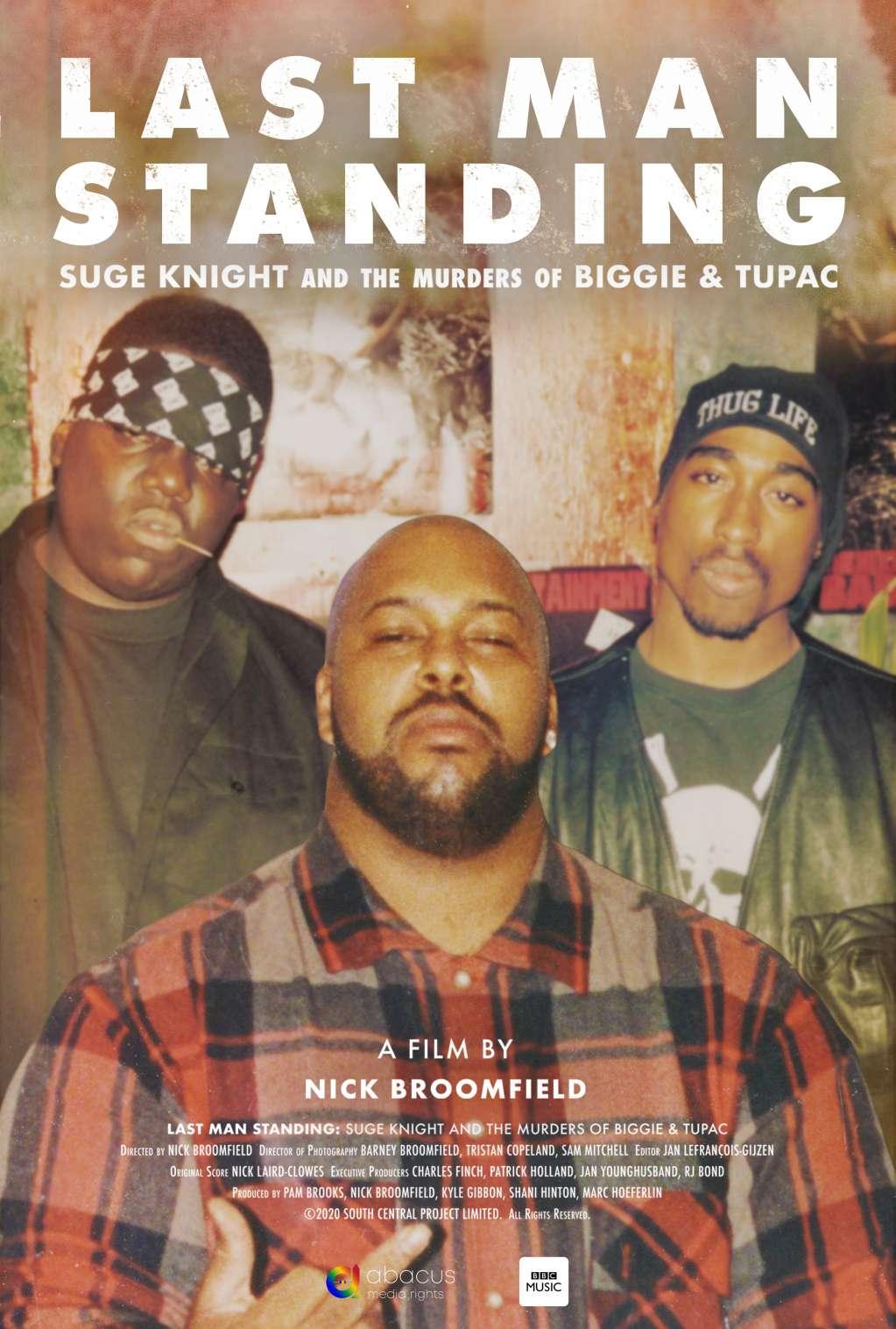 Last Man Standing: Suge Knight and the Murders of Biggie & Tupac kapak