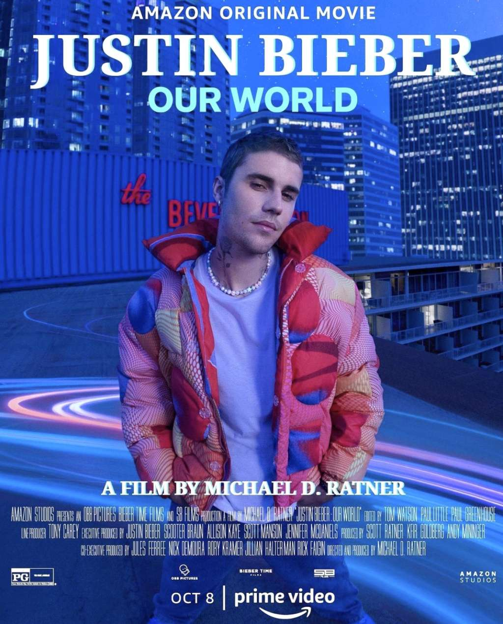 Justin Bieber: Our World kapak