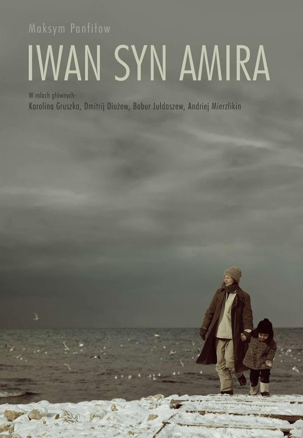 Ivan syn Amira kapak