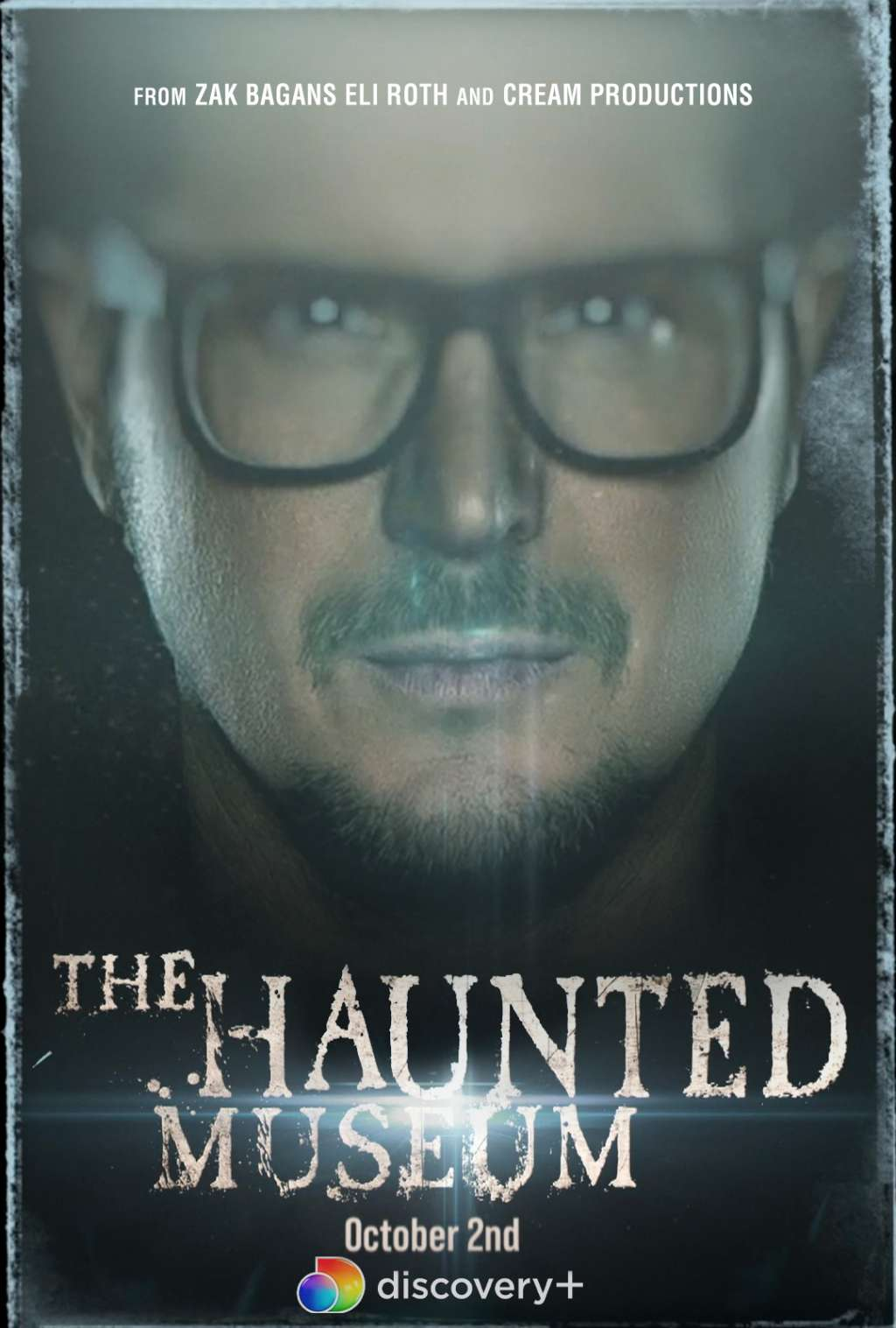 The Haunted Museum kapak