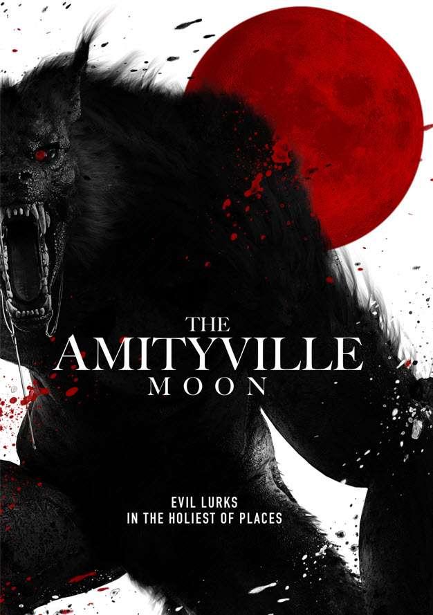 The Amityville Moon kapak