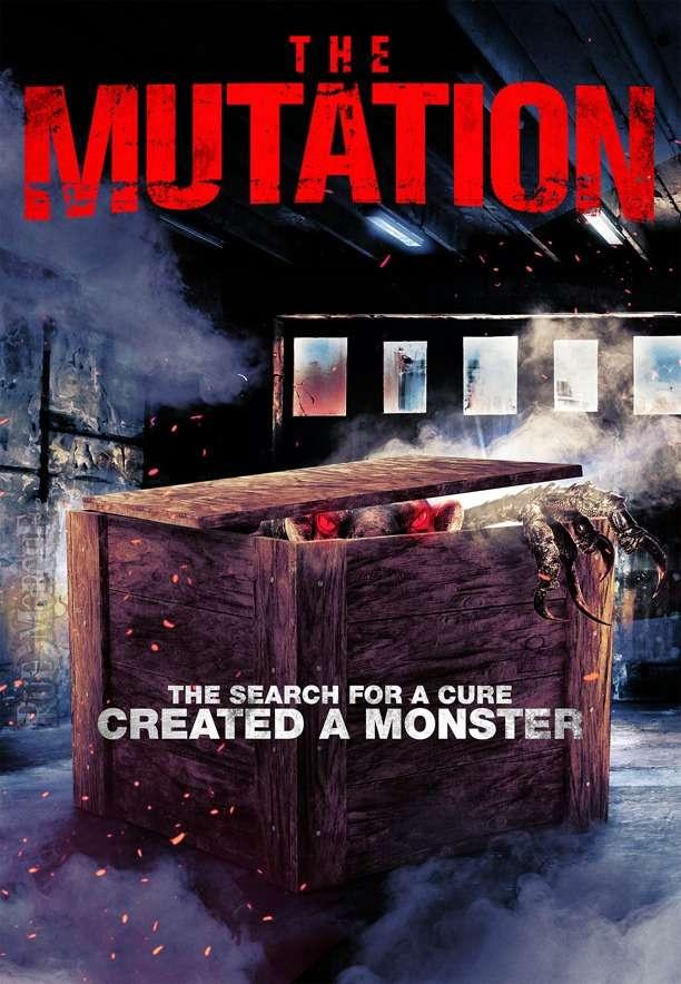 The Mutation kapak
