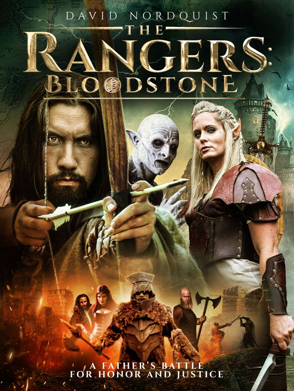 The Rangers: Bloodstone kapak