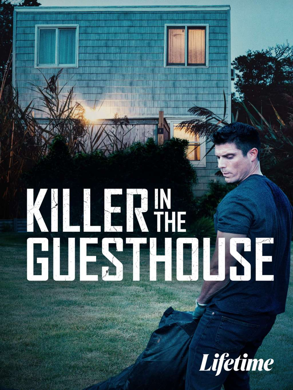 The Killer in the Guest House kapak
