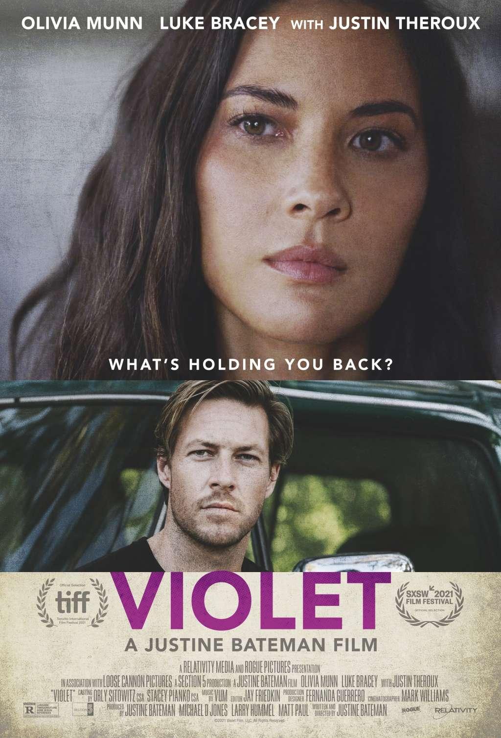 Violet kapak