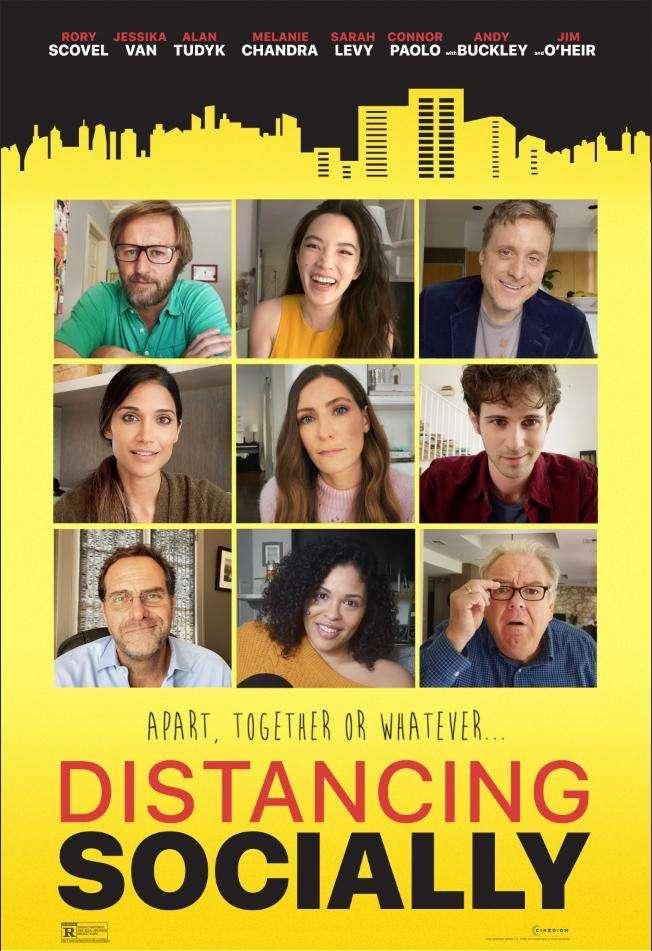 Distancing Socially kapak