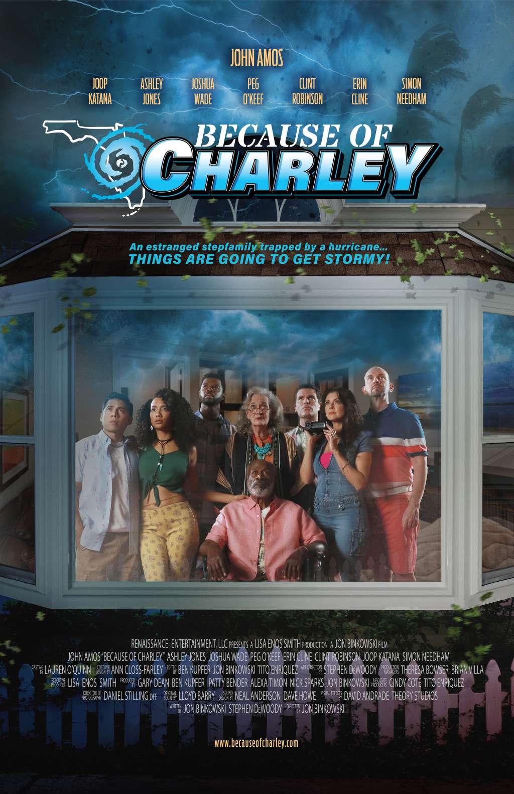 Because of Charley kapak
