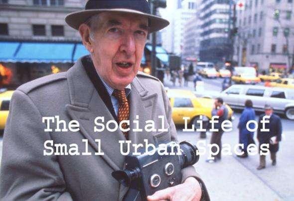 Social Life of Small Urban Spaces kapak