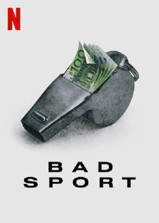 Bad Sport kapak